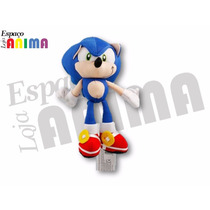 Pelúcia Sonic The Hedgehog Personagem Games