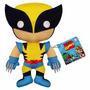 Pelúcia Marvel Comics Wolverine Da Funko *20cms*