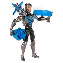 Boneco Ação Max Steel Max Ameaça Tripla Mattel
