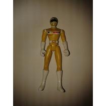 Boneco Coleção Power Ranger Força Animal Original Amarela