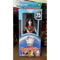 Ultraman Gaia Soft Vinil Boneco Original Bandai Figura