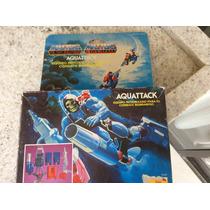 Motu Aquattack Raridade No Mercado Livre