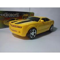 Super Herói Transformers Carrinha Camaro