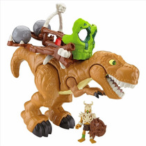 Dino Deluxe - T-rex - Imaginext - Mattel 7800-0