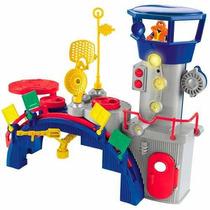 Imaginext Skyracers Aeroporto Brinquedo Infantil