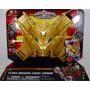 Armadura Power Rangers Megaforce Ultra Dragon Tamanho 4 Anos