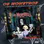 Dvd Os Monstros***1 E 2 Temporadas Dublado Completo***