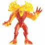 Max Steel Elemento Ataque De Fogo Mattel