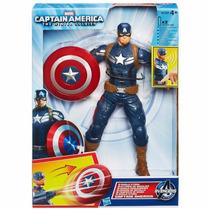 Brinquedo Capitao America Fig 10 Hasbro A6300 Guerra Civil