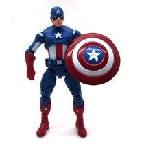 Marvel Universe Capitão América 2 Steve Rogers