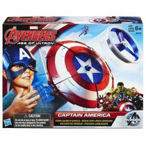 Escudo Lançador Capitão América Vingadores Era Ultron Hasbro