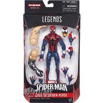 Marvel Legends Absorbing Man Series Spider-man Ben Reilly