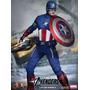 Hot Toys Capitão América Avengers / Vingadores