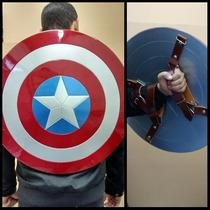 Escudo Capitão America, Tam Real Frete Grátis