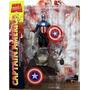 Capitão América Marvel Select Action Figure Captain America