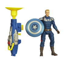 Super Soldier - Capitão América - Canhão Demolidor - Hasbro