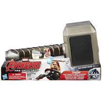 Martelo Do Trovão Eletronico Thor - Avengers - Hasbro B1306