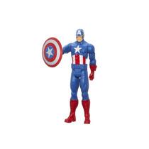 Boneco Titan Hero Capitão América - Hasbro