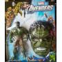 Kit 5 Bonecos Marvel Avengers Vingadores 25 Cm