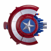 Capitão America Guerra Civil Escudo Lança Dardos B5781
