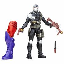 Marvel Legends Capitão América Guerra Civil Demolition Man