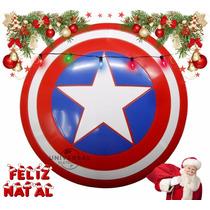 Escudo Capitão America - Presente Natal Brinquedo Cosplay