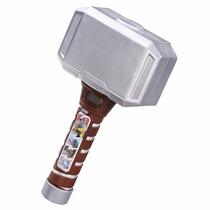 Avengers Power Hammer Game Jogo Martelo Do Thor B0855 Hasbro