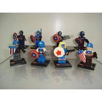 Capitão América Guerra Civil Vingadores Marvel Super Heroes