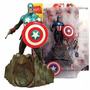 Action Figure Capitao America Classico - Marvel Select