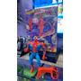 Spideman (35cm) - Bigtime Action Hero / Toy Biz 1996
