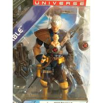 Marvel Universe Cable C/ Bebê Variante Rara
