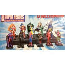 Base Oficial Miniaturas Marvel (novo E Lacrado)