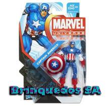 Marvel Universe Captain America Avengers Pronta Entrega