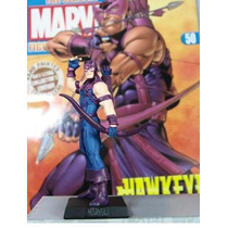 Eaglemoss Miniaturas Marvel Hawkeye Gavião Arqueiro