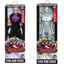 Marvel Titan Hero Series Gavião Arqueiro + Ultron