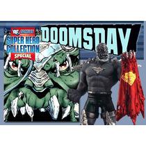 Eaglemoss Miniaturas Dc Comics Doomsday