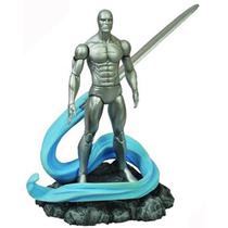 Surfista Prateado Marvel Select Diamond Boneco