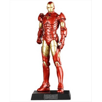 Coleção Miniaturas Marvel Edição 12 Homem De Ferro