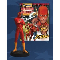 Miniatura Dc Flash - Eaglemoss Brasil