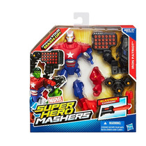 Marvel Super Hero Mashers - Iron Patriot A6834 - Hasbro