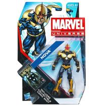 Marvel Universe Nova Pronta Entrega