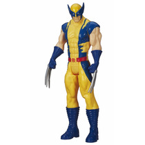 Boneco Marvel Titan Hero Series Wolverine 30 Cm Original