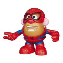Mini Boneco Mr. Potato Head Marvel Spider-man A8084 Hasbro