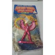 Gulliver Secret Wars Metalizado Anos 80 Falcao Marvel Hulkhu