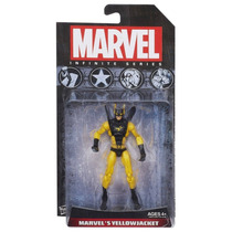 Marvel Universe Series Infinite Yellowjacket !