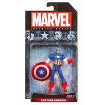 Marvel Universe Infinite Series Captain America