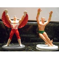 Super Heróis Gulliver Falcão E Príncipe Namor