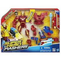 Marvel Super Hero Mashers Iron Man Eletrônico
