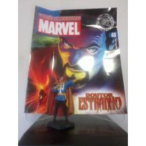 Coleçao De Miniaturas Marvel Eaglemoss Ed.40- Dr.estranho