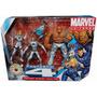 Marvel Universe Fantastic Four Quarteto Fantástico